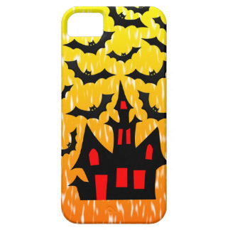 Spooky Haunted House Case iPhone 5 Covers