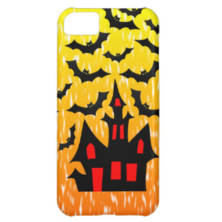 Spooky Haunted House Case Case For iPhone 5C