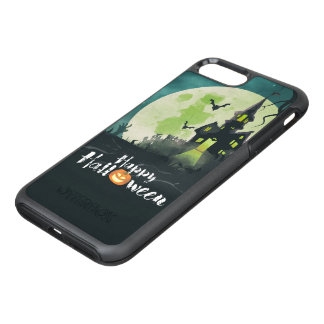 Spooky Haunted House Costume Night Sky Halloween OtterBox Symmetry iPhone 7 Plus Case