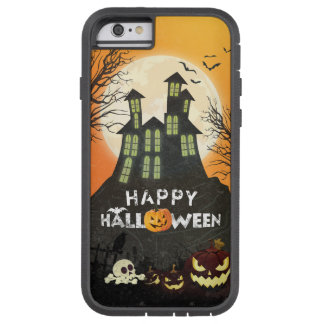 Spooky Haunted House Costume Night Sky Halloween Tough Xtreme iPhone 6 Case