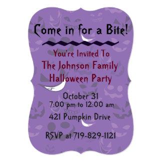 Spooky Invitation