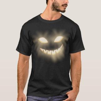 Spooky Jack-O-Lantern Face T-Shirt