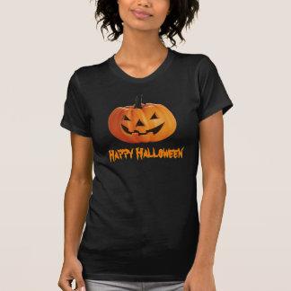 Spooky Jack O Lantern Pumpkin - Happy Halloween Tees