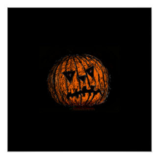 Spooky Jack-O-Poster | #jWe | BattleOfOurTimes.Com