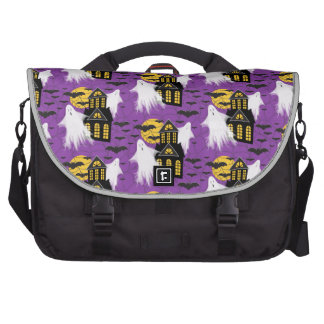 Spooky Laptop Bag