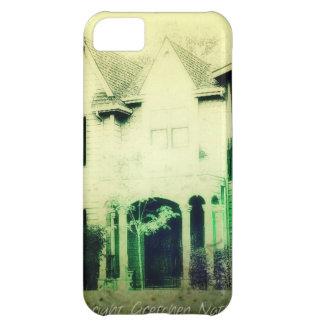 Spooky looking house merchandise iPhone 5C case