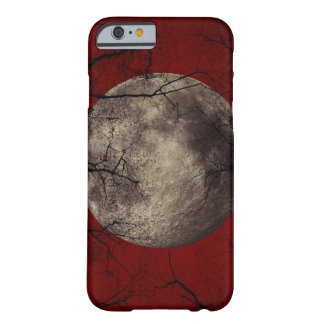 Spooky Moon Halloween Prints Barely There iPhone 6 Case