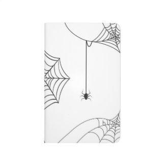 Spooky notebook