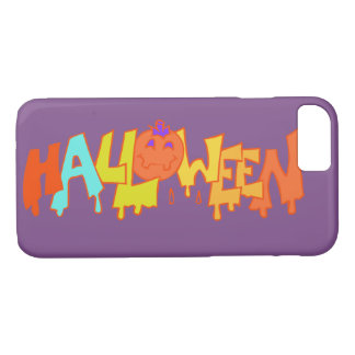 spooky scary ghost iphone-7 design case design