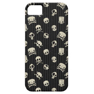 Spooky Skull Pattern Case For The iPhone 5