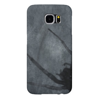 Spooky Spider Halloween Prints Samsung Galaxy S6 Cases