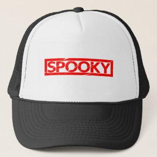 Spooky Stamp Trucker Hat