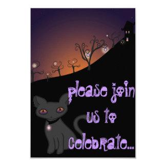 Spooky Sweet Invite