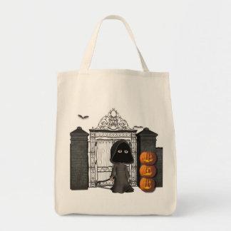spooky toon Halloween bag