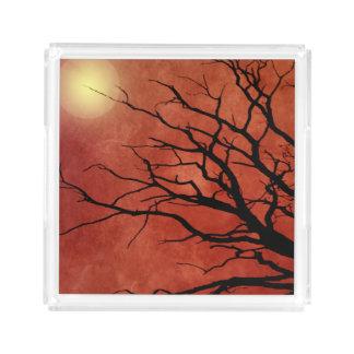 Spooky Tree Halloween Prints