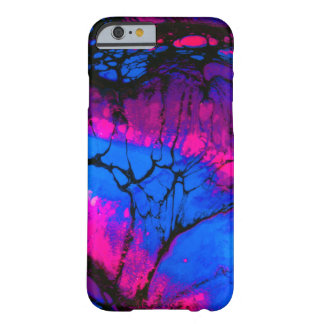 Spooky Trees in Evening Acrylic Art Barely There iPhone 6 Case