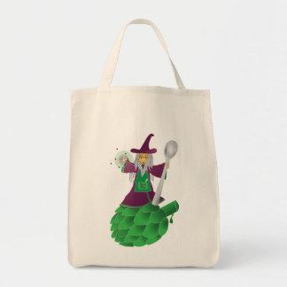 Spoon Mage Organic Grocery Bag