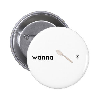 spoon, wanna, ? pins