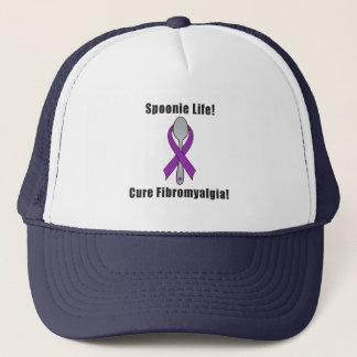 Spoonie Life: Fibromyalgia Awareness Trucker Hat