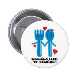 SPOONING LEADS TO FORKING PIN
