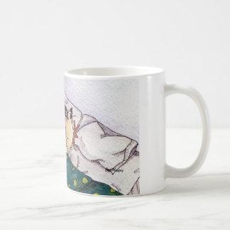 Spooning Pug Coffee Mug