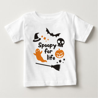 Spoopy For Life Baby T-Shirt