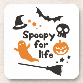 Spoopy For Life Coaster
