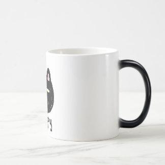 Spoopy morphing mug