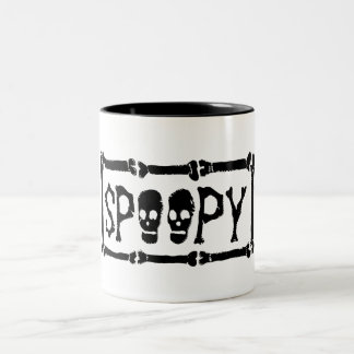 SPOOPY Mug - Inspired by the coffee&tea fandom