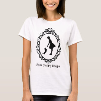 Spork Puppy Designs Logo T-Shirt