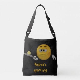 Sport Bag Template