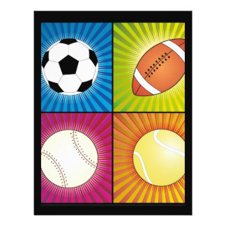 sport-balls flyer design