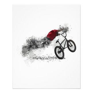 Sport Bike Hobby 11.5 Cm X 14 Cm Flyer