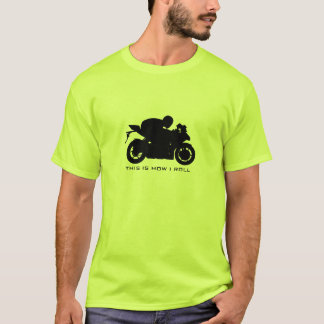 Sport Bike / Motorcycle T-Shirt