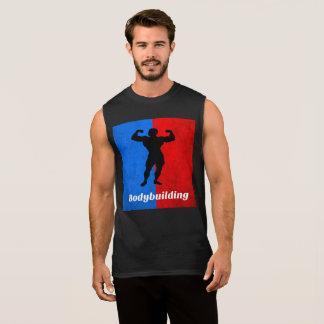 Sport Bodybuilding Sleeveless Shirt
