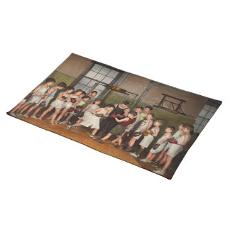 Sport - Boxing - Fists of fury 1924 Placemat