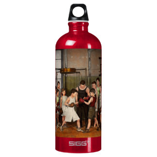 Sport - Boxing - Fists of fury 1924 Water Bottle