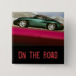 Fast Car Badges Pins Zazzle Com Au