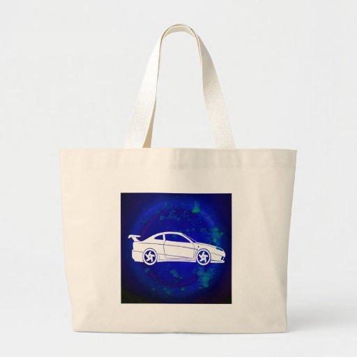 SPORT CAR PRODUCTS CANVAS BAG