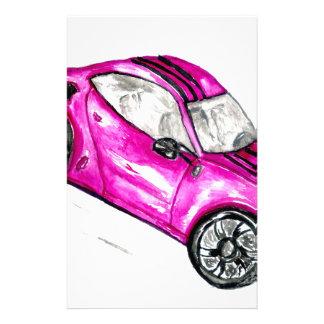 Sport Car Sketch2 Stationery