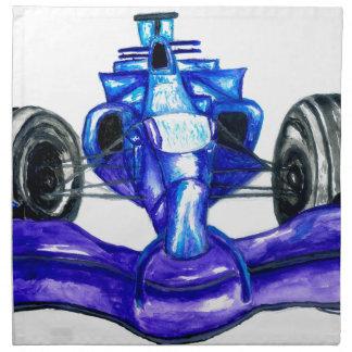 Sport Car Sketch3 Napkin
