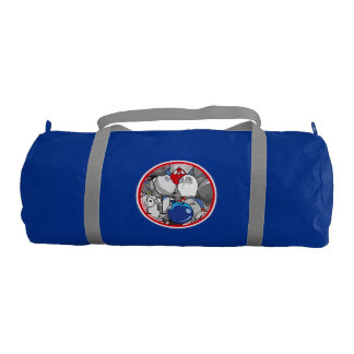 Sport duffle bag CHICKEN FRANCE - CEET