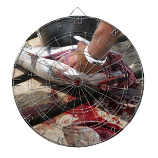 sport fishing dartboard