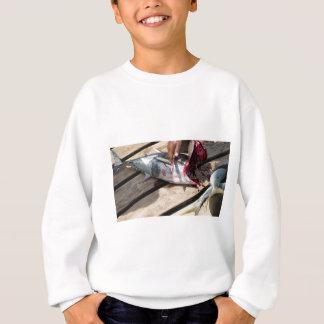 sport fishing sweatshirt