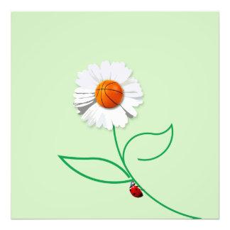 Sport flower photo print