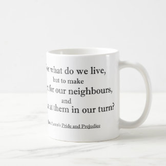 Sport for our Neighbours Coffee Mug