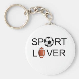 Sport Lover Keychain