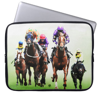 Sport of Kings Electronic Device Sleeve Laptop Sleeves