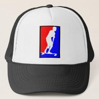 Sport of Longboarding Trucker Hat
