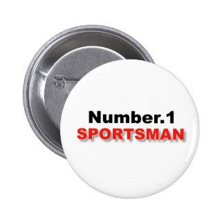 sport pinback buttons